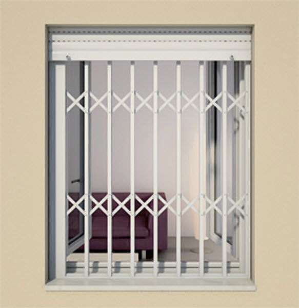 grille de porte fen tre coulissante grille de d fense. Black Bedroom Furniture Sets. Home Design Ideas